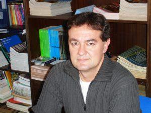 Roberto Mansilla, investigador en el Instituto galego de análise e documentación, Igadi