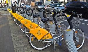 Bruselas celebra el domingo sin coches
