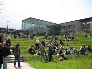 Campus de la Vrije Universiteit van Brussel