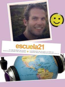 Alfredo Hernando, creador de Escuela 21