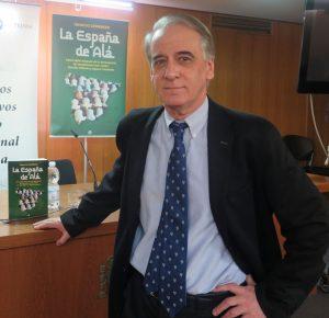 """El periodista Ignacio Cembrero es autor del libro """"La España de Alá"""""""