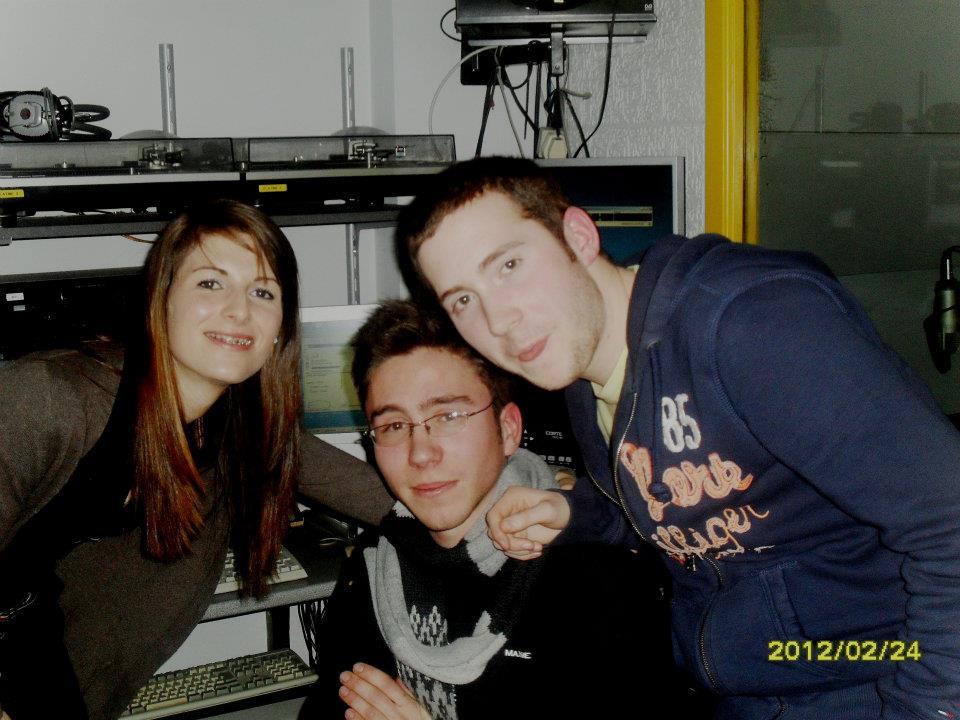 Margaux, Maxime et Nicolas