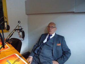 Don Miguel Armendáriz, 50 años en Bruselas