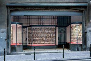 "Exposición de Oriol Vilanova en ""Entre deux portes"""